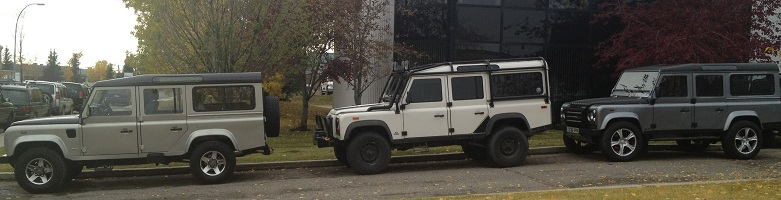 LR Imports – Delivering Quality Land Rover Defenders and Parts to